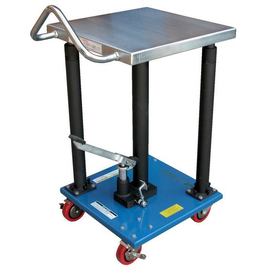 Vestil HT-05-1818A Hydraulic Post Table - Steel-1