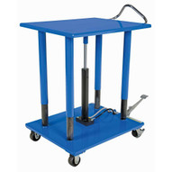 Vestil HT-40-3248 Hydraulic Post Table 4k Lb 32 X 48-1
