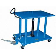 Vestil HT-40-4848 Hydraulic Post Table 4k Lb 48 X 48-1