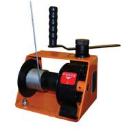 Vestil HWV-1000 Hand Winch - Vertical Handle Worm Gear-1