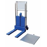 Vestil HYD-5-AS Two Speed Foot Pump Hefti-lift 4 To 44 880 Lb-1
