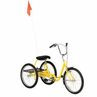 Vestil IBIKE-3-HH-Y Industrial Bicycle - Heavy Duty-1