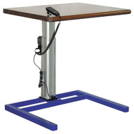 Vestil LAW-3636 Linear Actuated Adjustable Work Bench-1