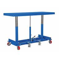 Vestil LDLT-3060-4 Ergonomic Long Deck Cart 4k 60 X 30-1