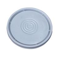 Vestil LID-UN-54-PW Plastic Lid For 5 Gallon Pails- Un Rated-1