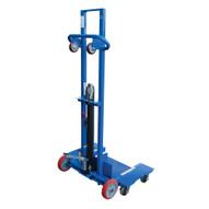 Vestil LLPH-500-4SFL Steel Low Profile Foot Pump Load Lift-1
