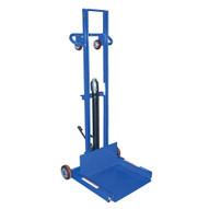 Vestil LLPH-500-FW Steel Low Profile Foot Pump Load Lift-1
