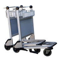 Vestil LUG-B Multi- Use Cart With Brakes - Nestable-1