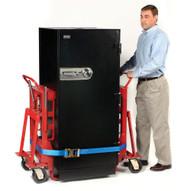 Vestil MFM-8-RAL Machinery - Furniture Movers-1