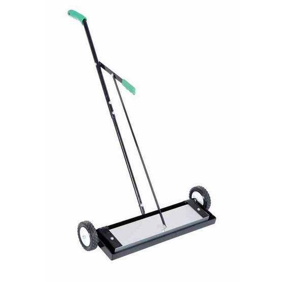 Vestil MPSR-36-B Magnetic Sweeper W Release Handle 36in-3