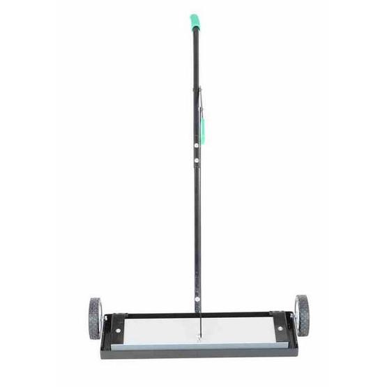 Vestil MPSR-36-B Magnetic Sweeper W Release Handle 36in-2
