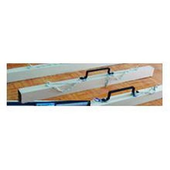 Vestil MS-36 Magnetic Hanging Release Lever Sweeper-1