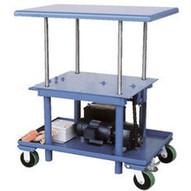 Vestil MT-3048-LP-AC Ac Powered Low Profile Post Table-1