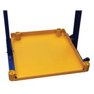 Vestil MTC-RB Manual Trash Compactor - Roll Out Base-1