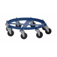 Vestil OCTO-55-CI Drum Dolly Octo 55 Gallon 2k Lb Capacity-1