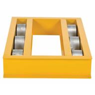 Vestil ODMD-3660-6 Open Deck Machinery Dolly 36 X 60 6000-1