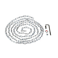Vestil OH-15R Chain & Hanger With Reflector-2
