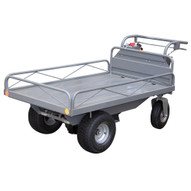 Vestil OROAD-400 Off-road Traction Drive Powered Cart-1