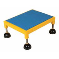 Vestil PAHT-H-2424 Portable Adj Stand 24x24 High Ergo Deck-2