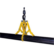 Vestil PG-S-060 Heavy Duty Pipe Grab - Steel-1