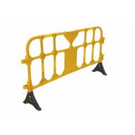 Vestil PHR-Y-L Yellow Plastic Handrailing Section 78-34in-2