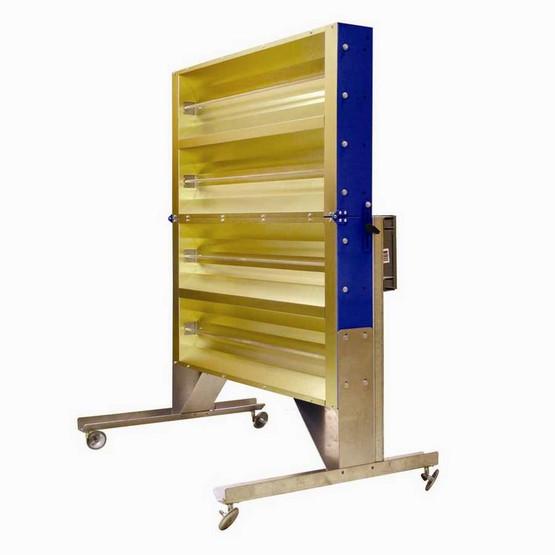 Vestil PIHP-4 Portable Electric Infrared Heat Panel-1