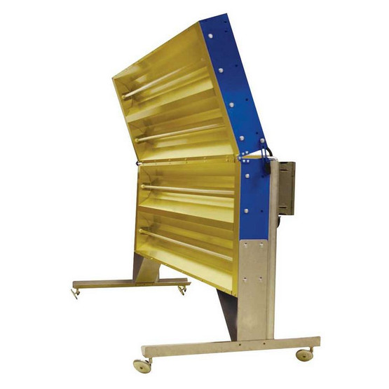 Vestil PIHP-6 Portable Electric Infrared Heat Panel-1