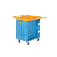 Vestil PKG-CART-A Portable Multi- Task Packaging Cart-1