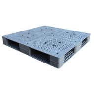 Vestil PLPG-4848-HD Grey Plastic Pallet-1
