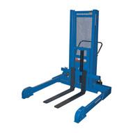 Vestil PMPS-60-AC Ac Powered Basket & Skid Stacker-1