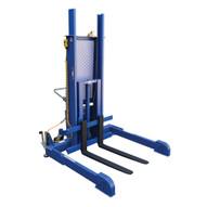 Vestil PMPS-60-DC Dc Powered Basket & Skid Stacker-1