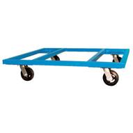 Vestil PRM-4848-8 Pro- Mover - Steel Pallet Dolly-1