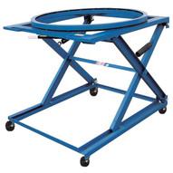 Vestil PS-4045 CA-CK Pallet Stand - Carousel caster Kit-1