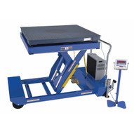 Vestil PST-SCALE Integral Scissor Table Scale 5000 Lb Cap-pst-1