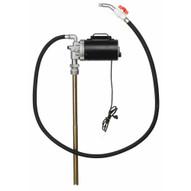 Vestil PUMP-EO-115 Electric Oil Pump Up To 4.4 Gpm 115v Ac-1