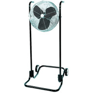 Vestil PWSF-18H-TE Portable Work Station Fan-1