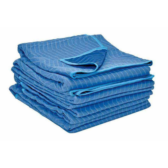 Vestil QPC-7280-UP-4PK All Weather Moving 4 Pads Polyester-1