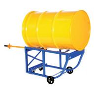 Vestil RDC-60-5-PU Rotating Drum Cart Poly 800lb-1