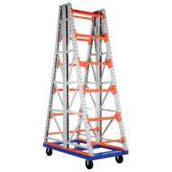 Vestil RERC-CT-3610 Reel Rack - Portable - Two Sided-1
