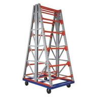 Vestil RERC-CT-4610 Reel Rack - Portable - Two Sided-1