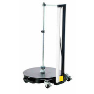 Vestil ROLL-D-DLX Roll Material Portable Dolly Wcutter-2