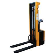 Vestil S-62-FF Fixed Powered Drive lift Stacker-1