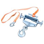 Vestil S-FORK-4 6-RL Hoisting Hook- Sngl W rigid Hook & Latch-2