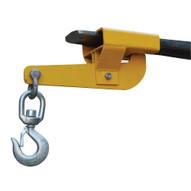 Vestil S-FORK-4-AT Hoisting Hook Single Auto- Tension-1