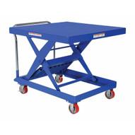 Vestil SCSC-2000-4242 Steel Auto-hite Cart W 2000 Lb 42 X 42-2
