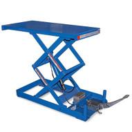 Vestil SCTAB-800D Foot Pump Activated Scissor Lift Table-1