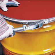 Vestil SD-55-OH-08-Q Standard Steel Drum-1