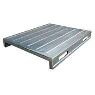 Vestil SDSP-4048 Heavy Duty Solid Deck Steel Pallet-1