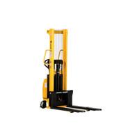 Vestil SE HP-63 Combination Hand Pump & Powered Stacker-1
