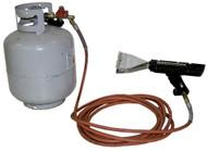 Vestil SH-GUN-P Propane Powered Shrink Wrap Heat Gun-1